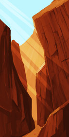 Canyon Environment