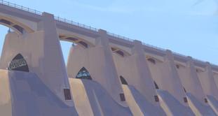 Sepulveda Dam