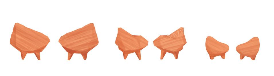 Sandstone Character Design