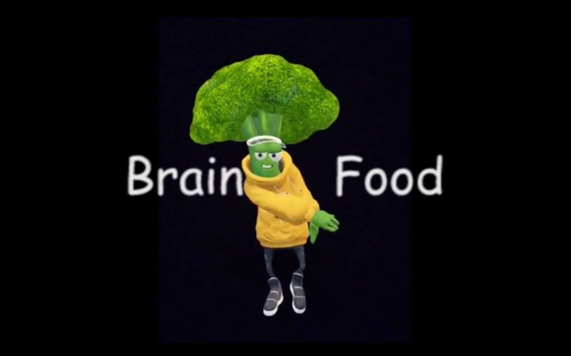 MIND MATTERS: Brain food!!  (food for thought)