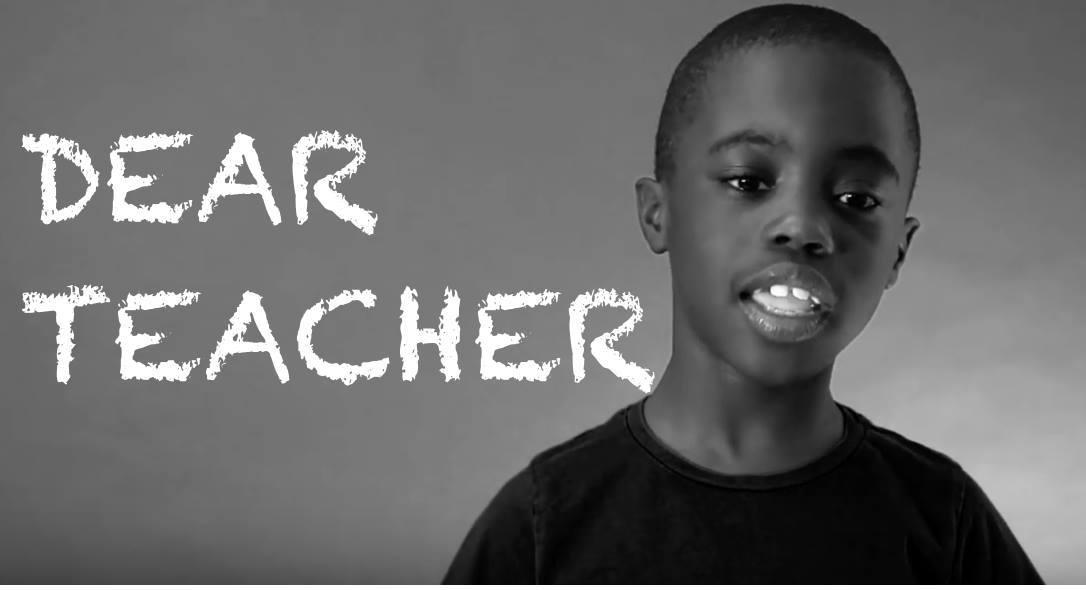 """MIND MATTERS:  """"DEAR TEACHER"""" (students' heartfelt messages to teachers)"""