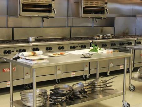 Mietgesuch einer gewerblichen Küche