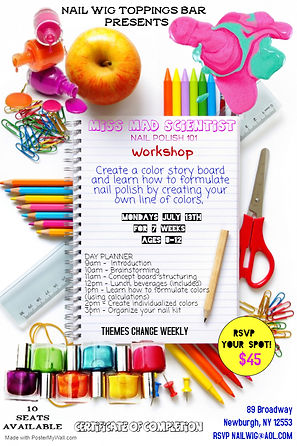 Copy of SCHOOL NOTEBOOK EVENT POSTER FLY