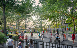 Astoria Park Playground