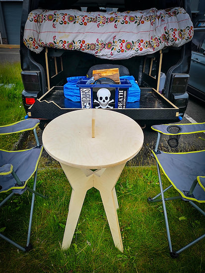 Clár Flatpack Camping Table