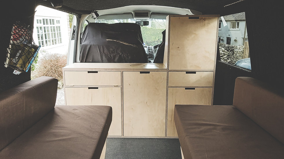 Cannings - Kitchen Pod for behind your front seats