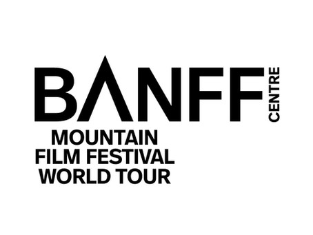 Banff Mountain Film Festival ... yeah we're in it...sort of