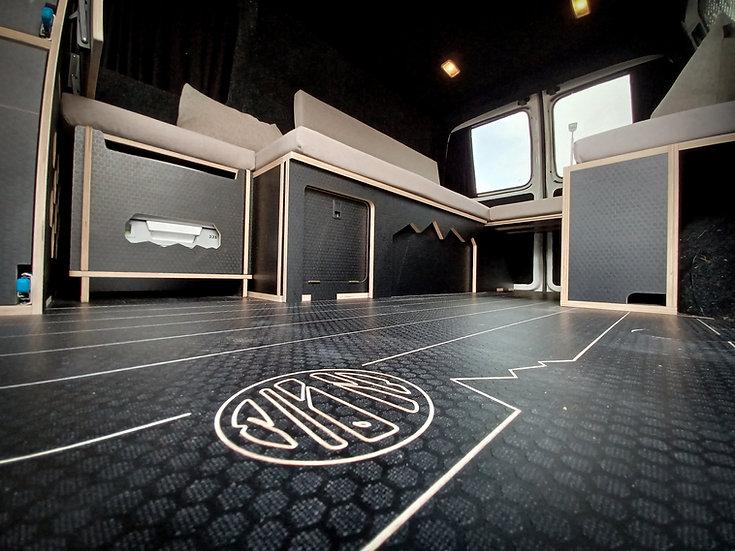 Urlar Van Floor System