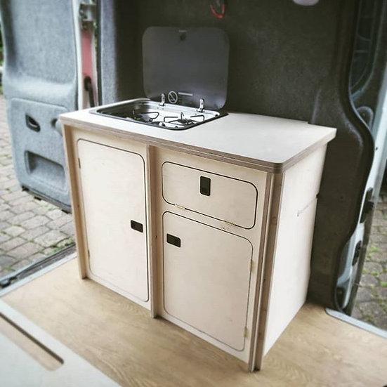 Kitchen Pod - Stanage Series