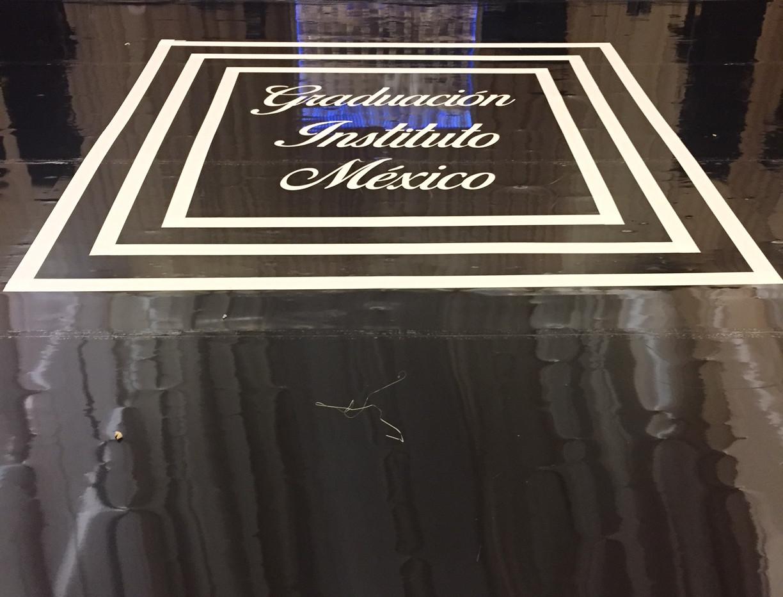 Vinil decorativos para eventos corporativo Puebla.JPG