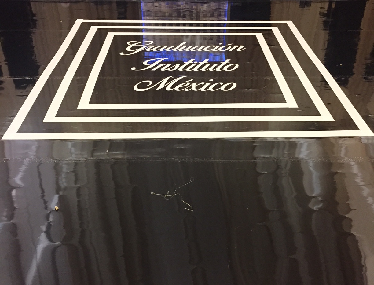 Vinil decorativos para eventos corporativo Puebla.JPG