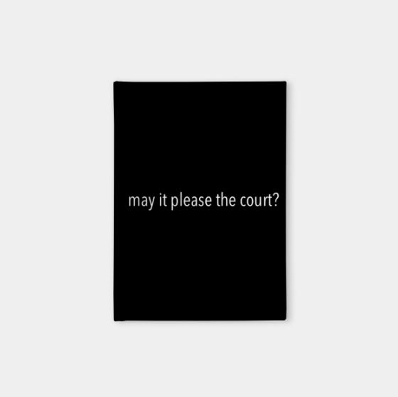 May it please the court? Notebook