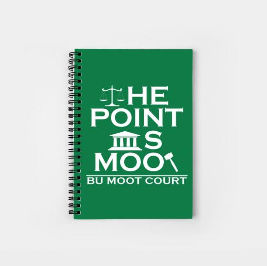 BU Spiral Notebook