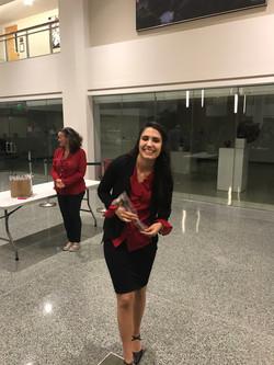 Lamar- Siara Dodds (speaker award)