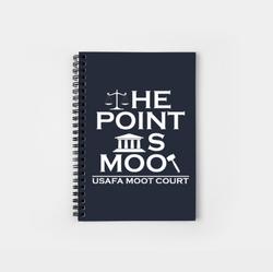 USAFA Spiral Notebook