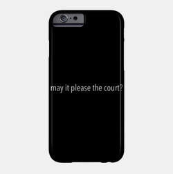 May it please the court? Phone Case