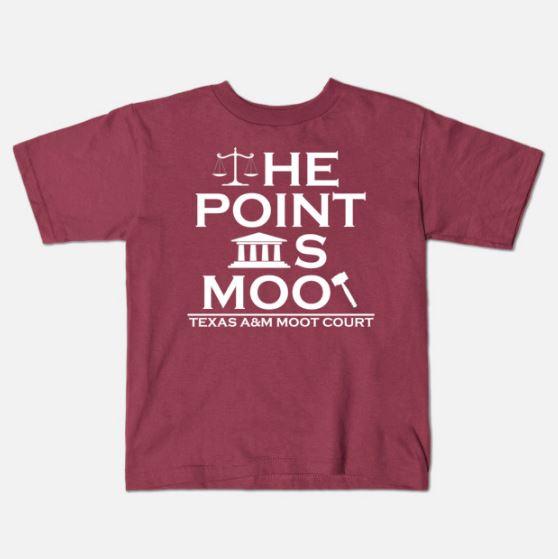 Texas A&M Kids Shirt
