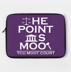 TCU Laptop Case
