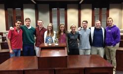 TCU Moot Court Team