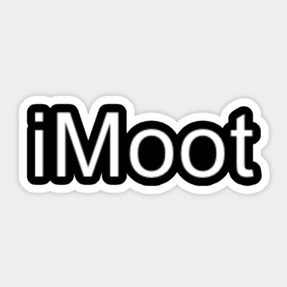 iMoot Sticker
