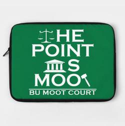 BU Laptop Case