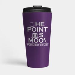 TCU Travel Mug