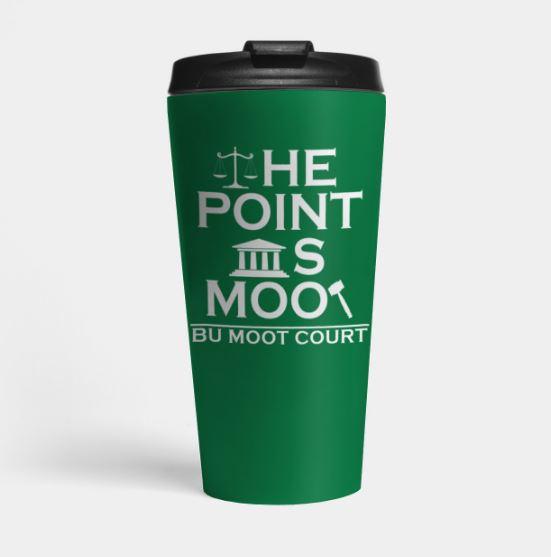 BU Travel Mug
