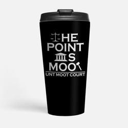 UNT Travel Mug