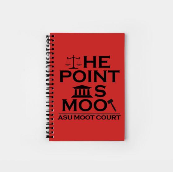 ASU Spiral Notebook