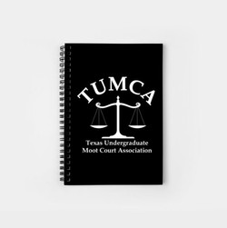 TUMCA Spiral Notebook