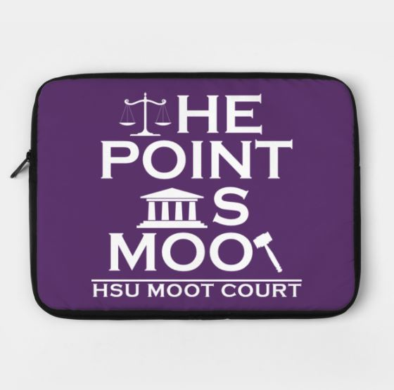 HSU Laptop Case