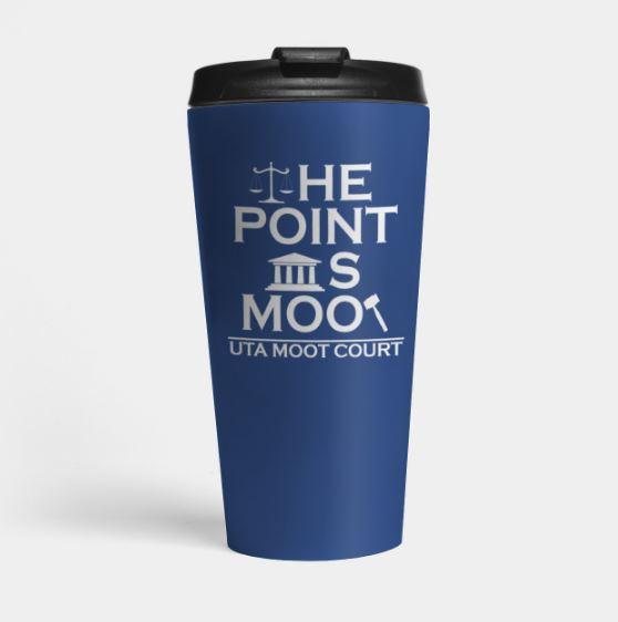 UTA Travel Mug