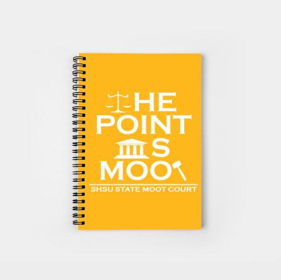 SHSU Spiral Notebook