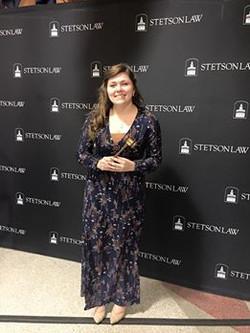 Kristen DeWilde from UNT - #9 Orator