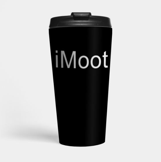 iMoot Travel Mug