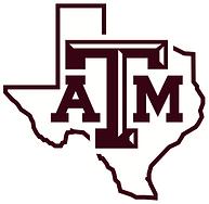 Texas A&M Lone Star Logo-White Texas.png
