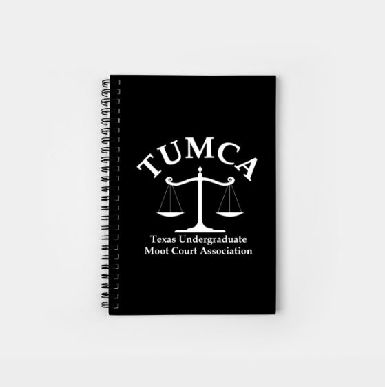 TUMCA Spiral Notebook