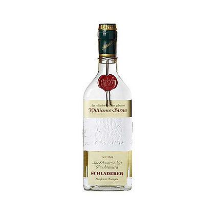 Schladerer Williams Pear Brandy 1 x 700 ml