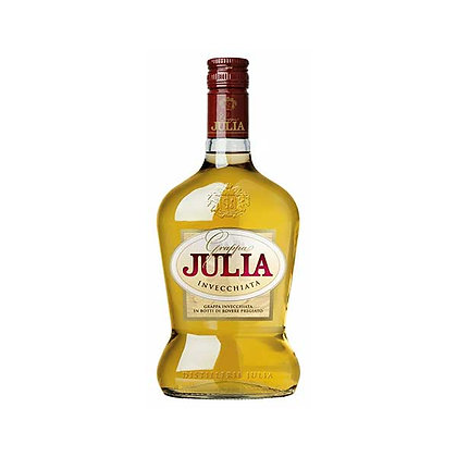 GRAPPA JULIA Invecchiata Grappa 70cl