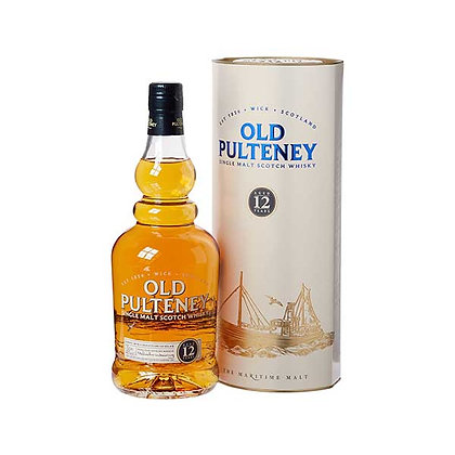 Old Pulteney 12 Year Old Malt Whisky 70 cl