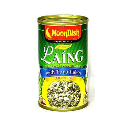 155g MOONDISH Laing - Traditional Hot with Tuna