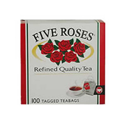 Five Roses Leaf Teabags
