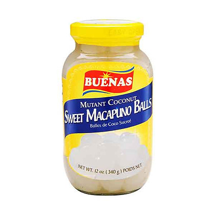 340g BUENAS Macapuno Balls