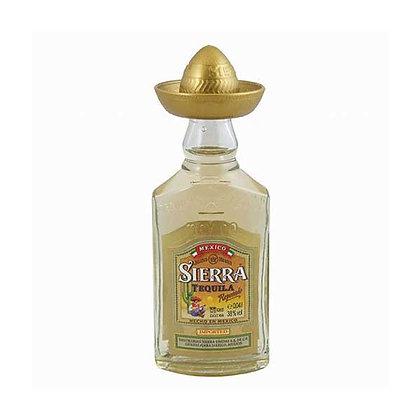 Tequila Gold Sierra 4cl