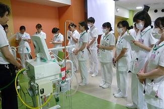 盛岡友愛病院看護部 他職種合同研修