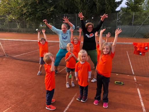 22.4.2021: Start Ballschule!