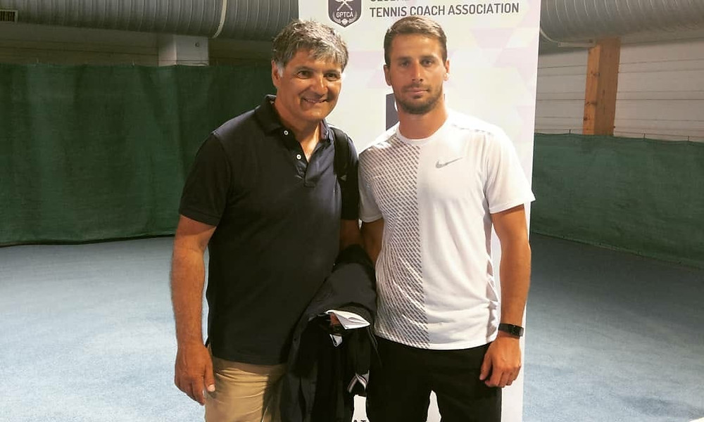 Igor Prak – neuer Tennistrainer bei tennissimo