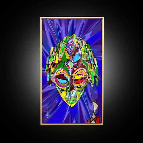 HOLY MUMMY (65CM x 115 CM)