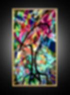 Peinture numérique imprimée sur Chromaluxe - Bow Tie Duck Diamonds - Lord Wilmore