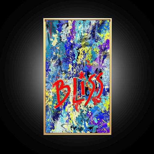 BLISS (52 CM x 92 CM)